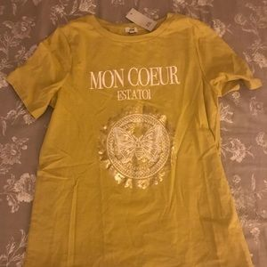 River Island T-shirt, brand new with tag
